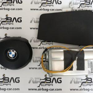 AIRBAG VOLANTE Y AIRBAG ACOMPAÑANTE BMW X3