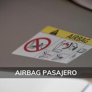 Airbag Pasajero